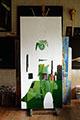 Judith painting process