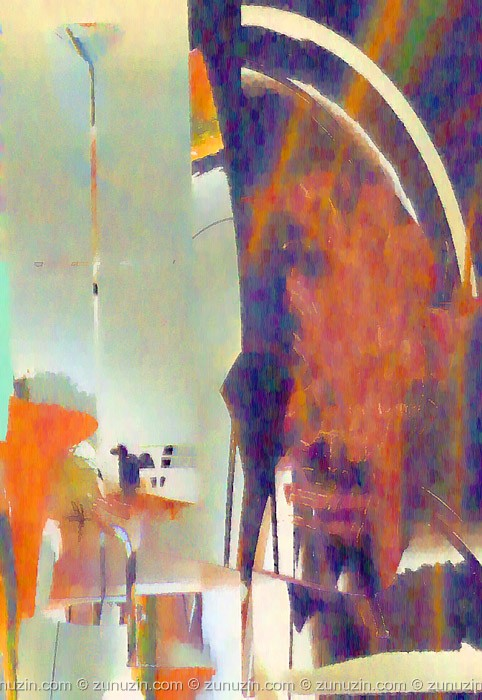 Art prints - Night Window