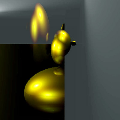 Fragment - Gold