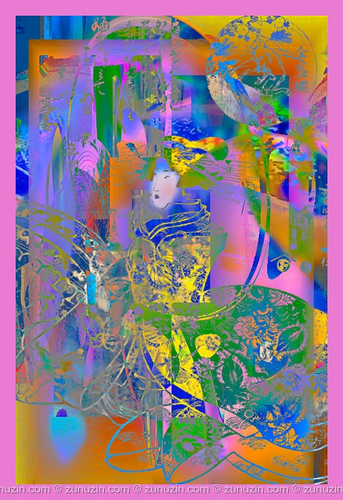 Art Poster - Butterfly