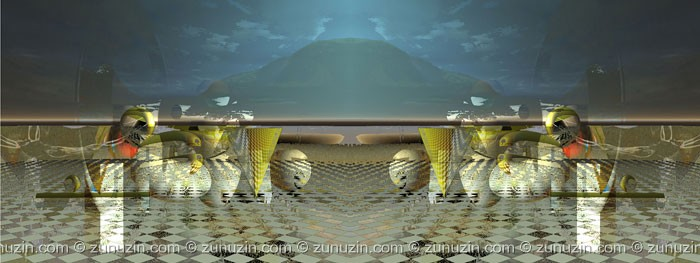 Digital art for sale - Return road there