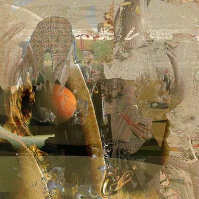 Fragment - Zone of dream