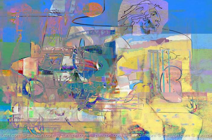 Digital art for sale - Narcissus
