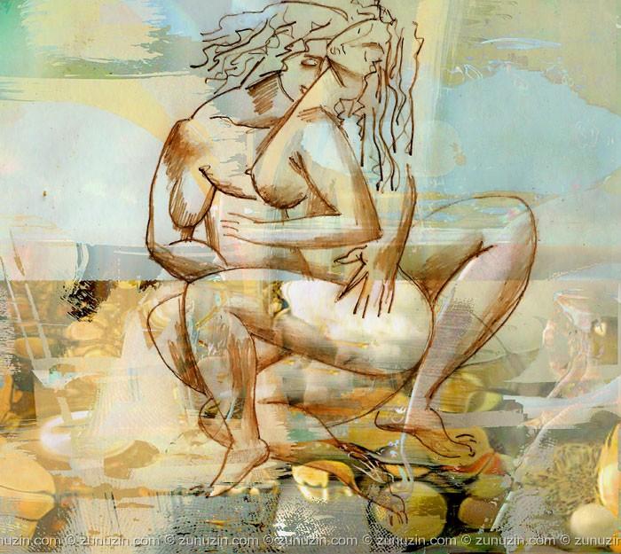 Digital art for sale - Love