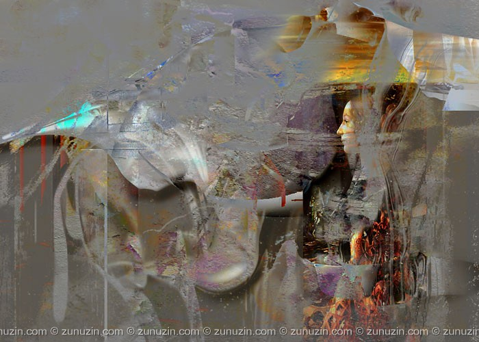 Digital art for sale - Appearing image