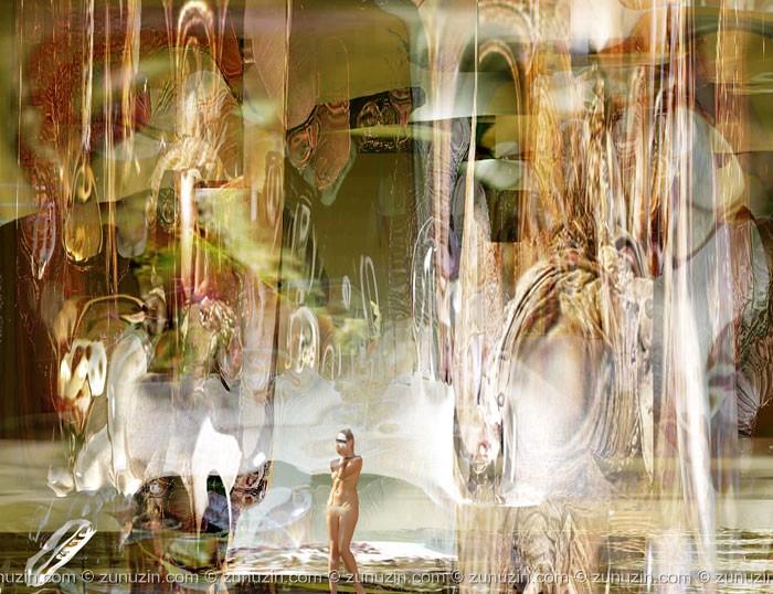Digital art for sale - Morning dream