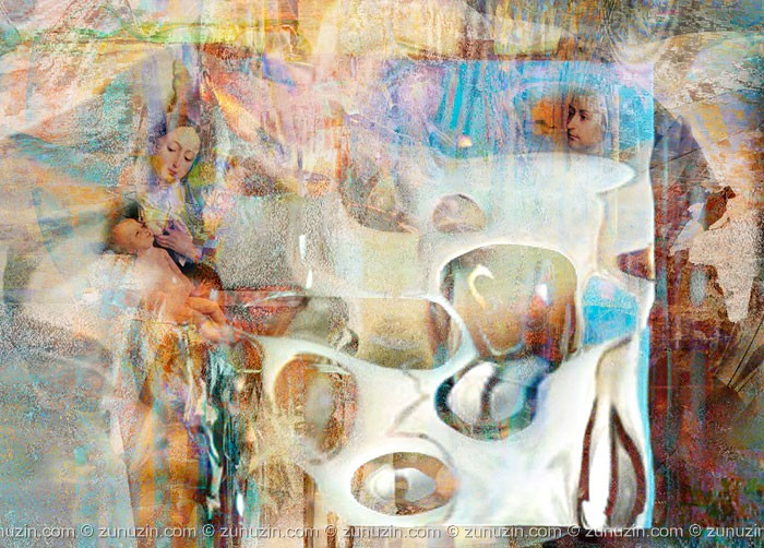 Religious art prints for sale - Stability in the world