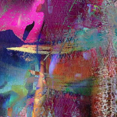 Fragment - Abstract Gobelin