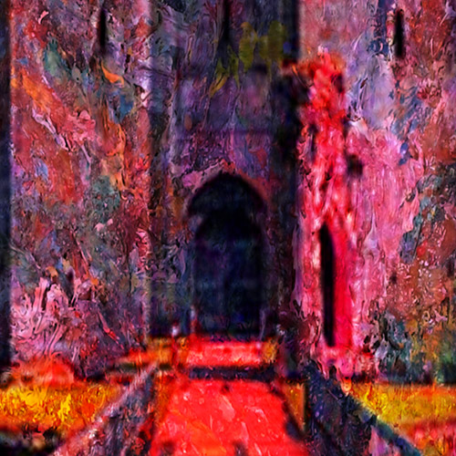 Fragment - Bodiam Castle