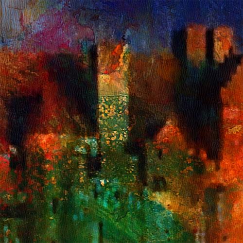 Fragment - Eilean Donan Castle