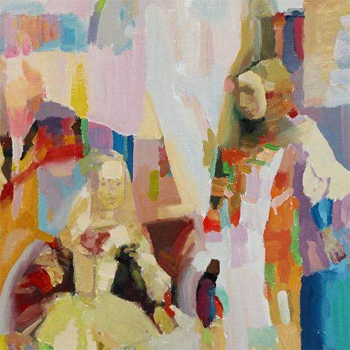 Fragment - Las Meninas