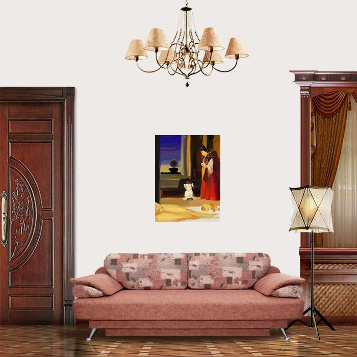 View in Room - In the bedroom 2