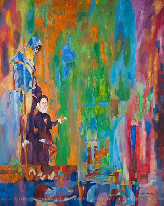 Improvisation (El Greco)