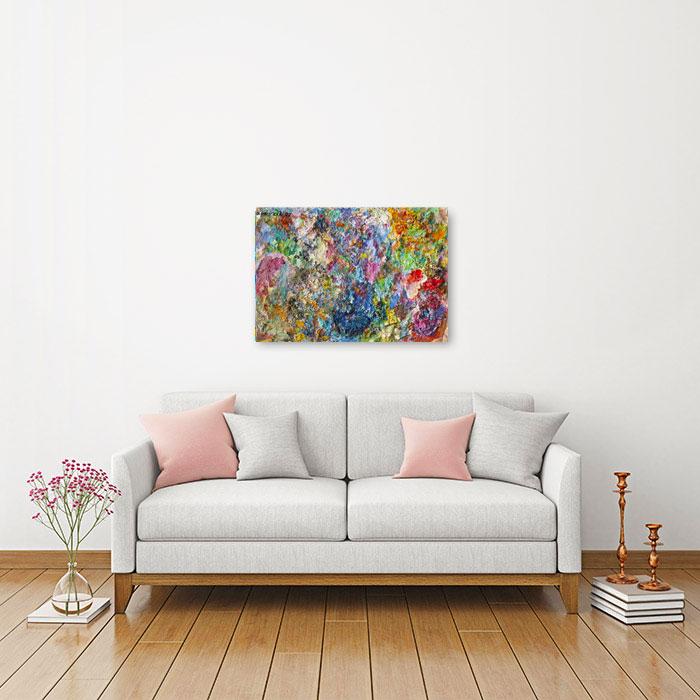 View in Room - Flower Garden