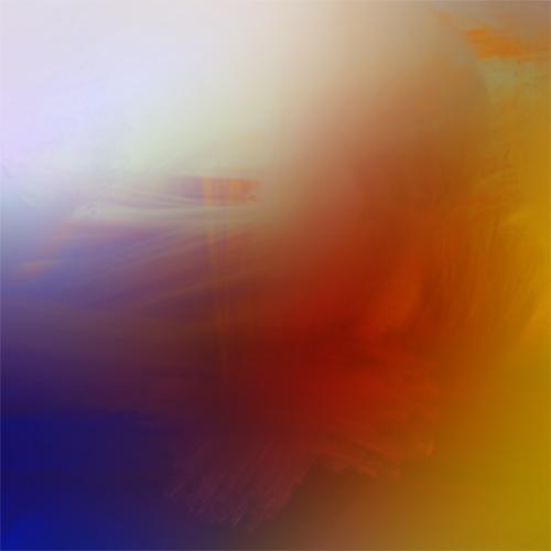 Fragment - Blue river