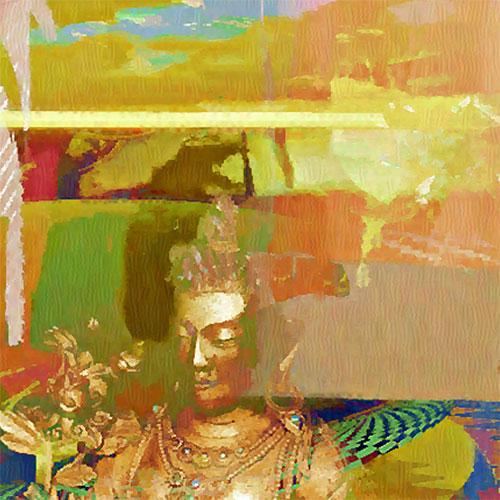 Fragment - Buddha