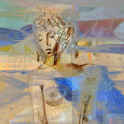 Fragment - Painter and muses