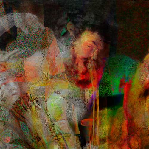 Fragment - The Drunken Hercules