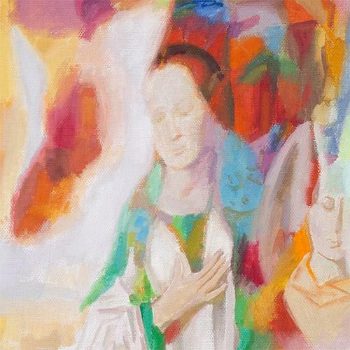Fragment - Annunciation