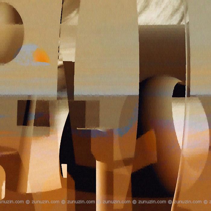 Abstract still life V