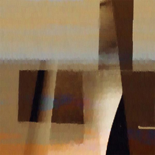 Fragment - Abstract still life V