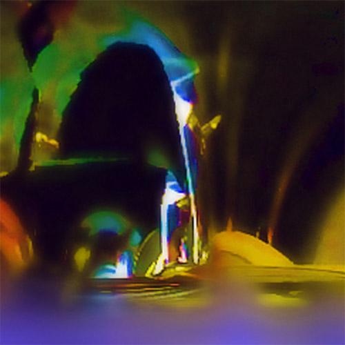 Fragment - Blue Night