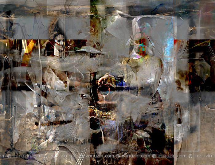 Improvisation from Jan Vermeer Van Delft