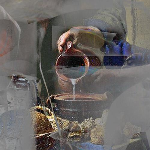 Fragment - Improvisation from Jan Vermeer Van Delft