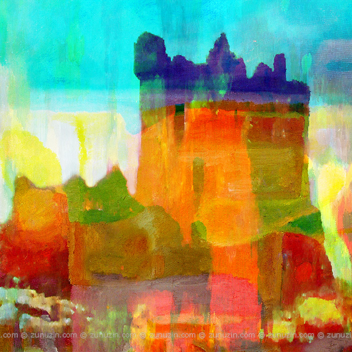 Buy Urquhart castle poster