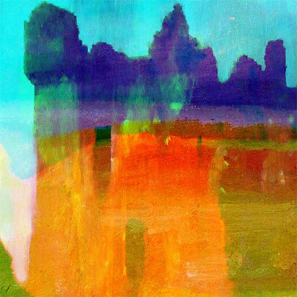 Fragment - Urquhart castle poster
