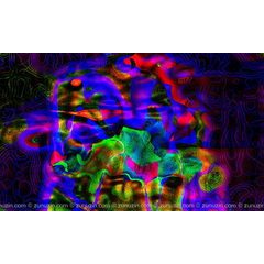Digital Abstract Art Prints - Compromise