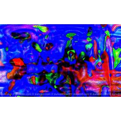 Contemporary Abstract Digital Art - Generation