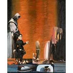 Fine art painting - Prediction II