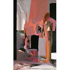 Modern oil paintings - Shadow of king