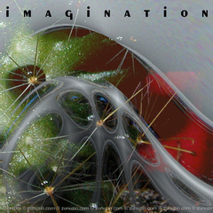 Limited edition poster - Imagination