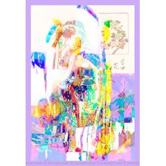 Japanese art print - Short summer night