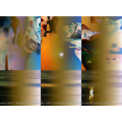 Modern art print for sale - Vision