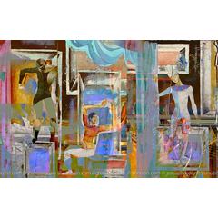 Digital art for sale - Theatre 1
