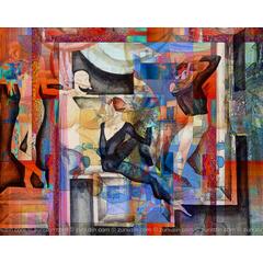 Digital art for sale - Theatre 2