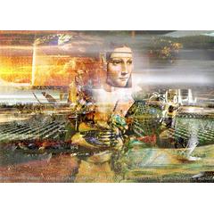 Art work print - Obeying secret