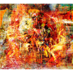 Digital art for sale - Diana and her Nymphs surprised by Actaeon (Titian Improvisation)