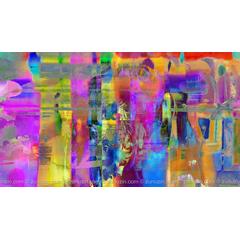 Buy Stunning Digital Art - Night in California