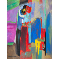 Rendezvous (Reflections on works by Pablo Picasso)
