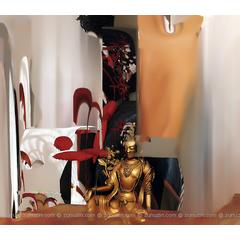 Still Life with Buddha