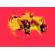 Digital art prints - Yellow Bull