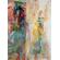 Poster on canvas - The Arnolfini Marriage (Jan Van Eyck Improvisation)